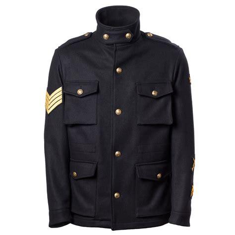 Jaket Limited mountie jacket limited edition black christopher bates