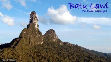 Batu Muntai petit climbing center petit outdoor batu lawi