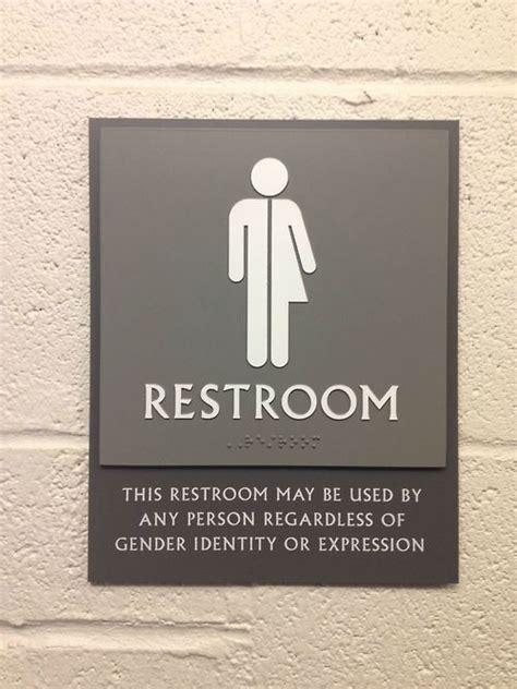 bathroom sign person 90 best transgender pride images on pinterest