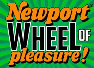 Newport Pleasure Instant Win - newport wheel of pleasure instant win giveaway 445