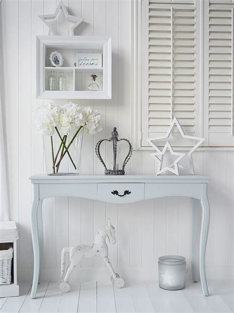 pebble grey console table for white and grey hall furniture ma maison pinterest hall