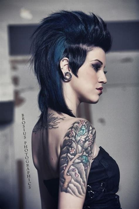 old rock hairstyles 56 punk hairstyles to help you stand out from the crowd