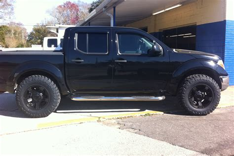 Nissan Frontier Tires by Frontier 2007755 Big Chief Tire