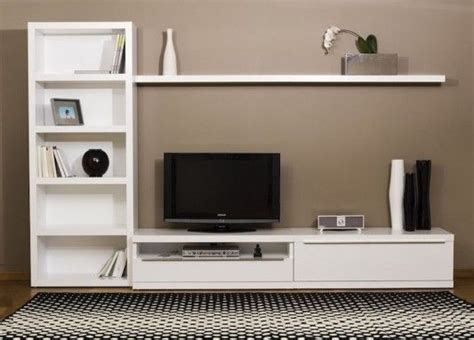 Tv Shelf For Dresser by Tv Stand And Cabinet Is Made In A Minimalist Modern Design