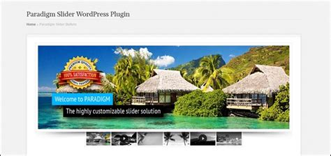 themes wordpress slideshow free slider wordpress per contenuti i migliori plugin in rete