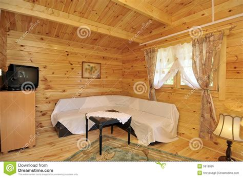 wood walls in house interior of wood paneled house stock photo image 5918020