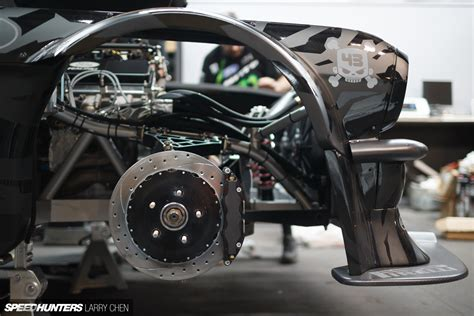 hoonigan mustang suspension the hoonicorn rtr the mustang source