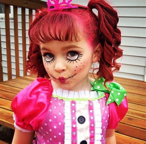 lalaloopsy makeup sew cute costume halloween makeup