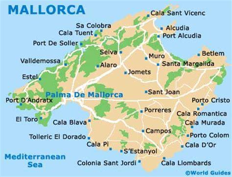 mallorca world map mallorca orientation layout and orientation around