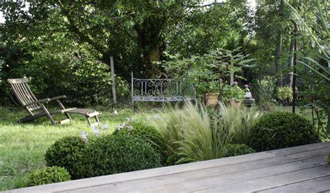 Amenagement Jardin Paysager by Am 233 Nagement De Jardin Paysager L Univers Du Jardin