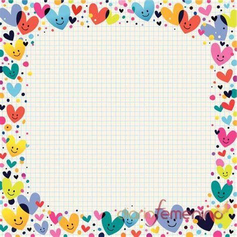 imagenes lindas para hacer un video de amor carta de amor con corazones