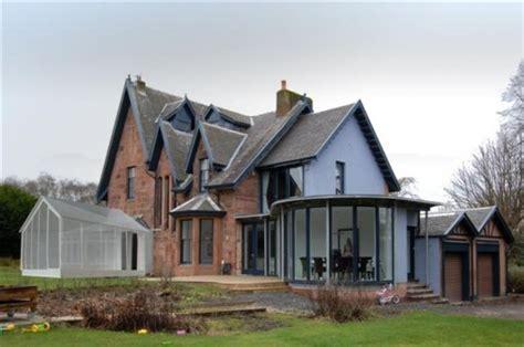 gothic house housing scotlands  buildings