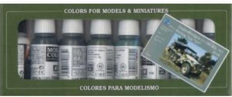 vallejo paints 17ml bottle demag 7 africa corps model