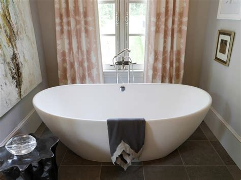 bathtub designs pictures infinity bathtub design ideas pictures tips from hgtv