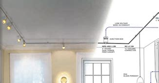 monorail lighting system tech lighting 2 circuit monorail