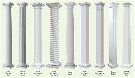 architectural columns exterior