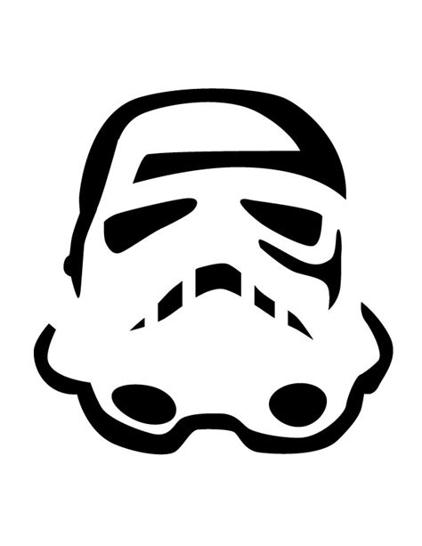 free stormtrooper helmet coloring pages
