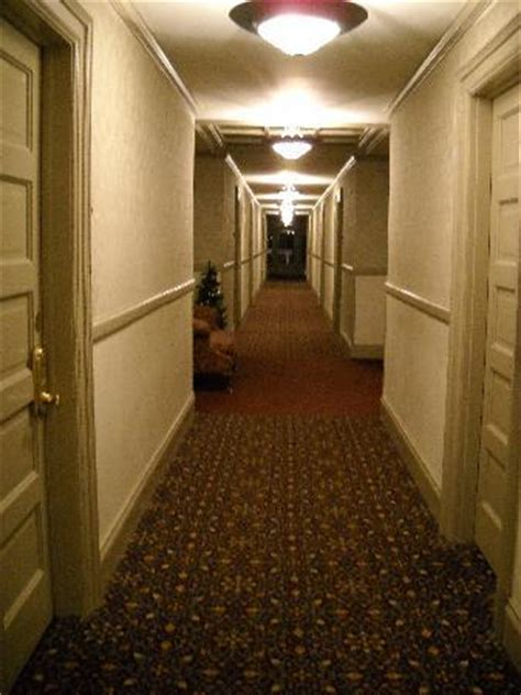 Room Setting by Hallway To Our Room Picture Of Stanley Hotel Estes Park