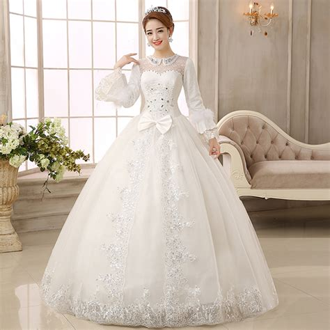 Nindya Longdress Jual Gaun Pengantin Muslimah Wedding Dress Import Lengan