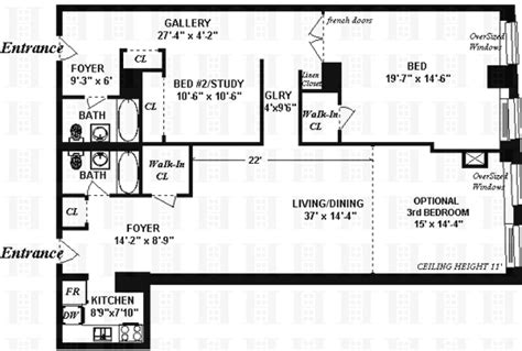 80 john street floor plans the south star 80 john street financial district