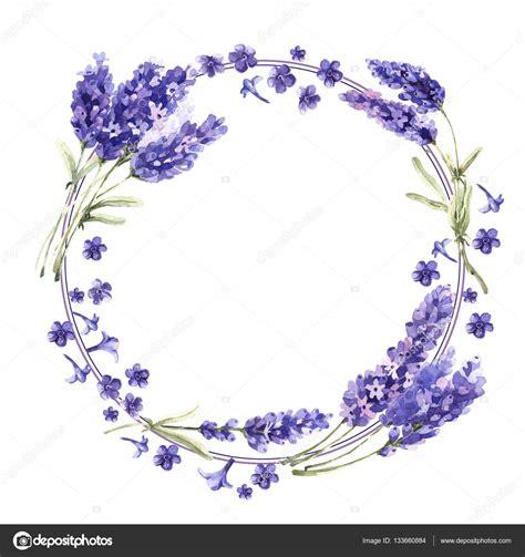ghirlande fiori ghirlanda di fiori di lavanda fiori selvatici in stile