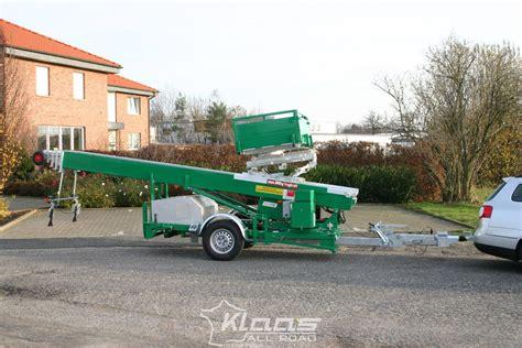 Monte Meuble A Vendre by Remorque Monte Meuble 25m Klaas