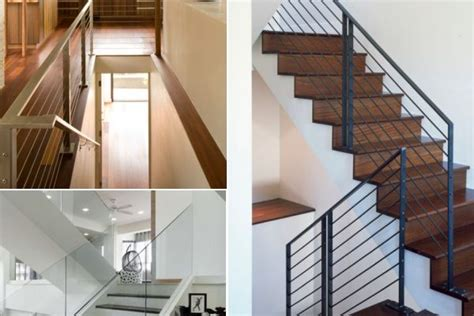 staircase banister designs modern handrail designs that make the staircase stand out