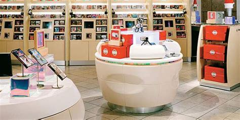 Corian Store Retail Store Design Ideas At Sony Dupont Canada