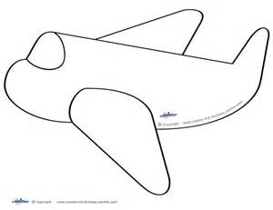 Airplane Template Preschool by 79 Best Images About Airplane Birthday Printables On