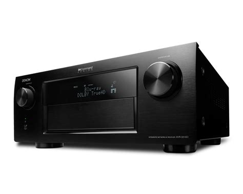 denon    command series receivers preview
