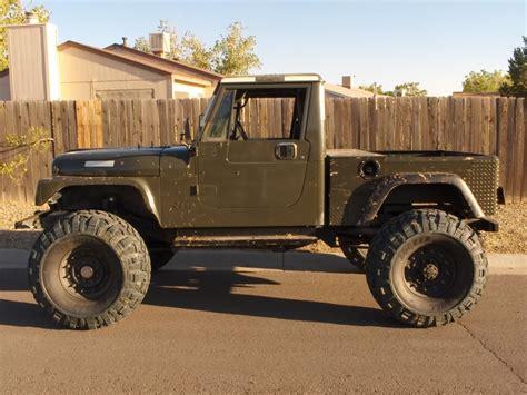 jeep truck conversion jeep truck cj 10 jk pinterest inspiration