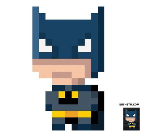 batman pixel art pixel art pinterest art pixel art