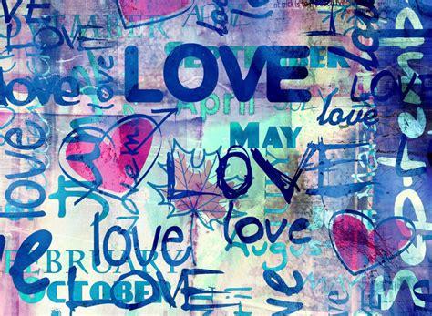 imagenes de love you para fondo de pantalla graffiti love fondos de pantalla gratis para samsung