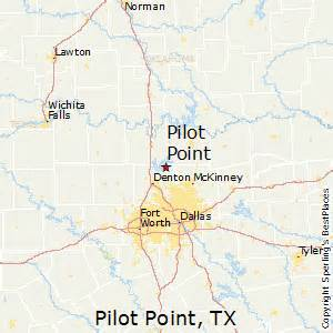 map of pilot point best places to live in pilot point