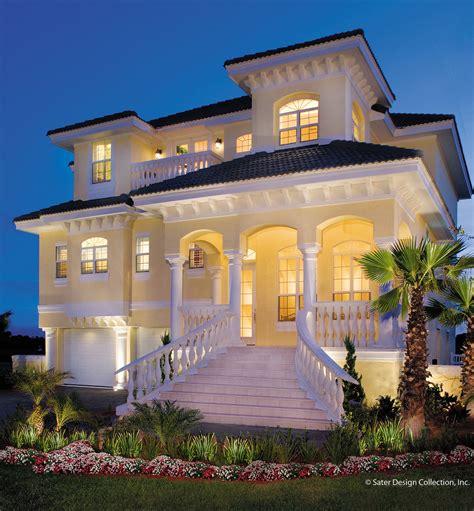 home disain mediterranean style house plan 3 beds 3 5 baths 2374 sq ft plan 930 16