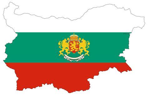 onlinelabels clip art bulgaria map flag  stroke