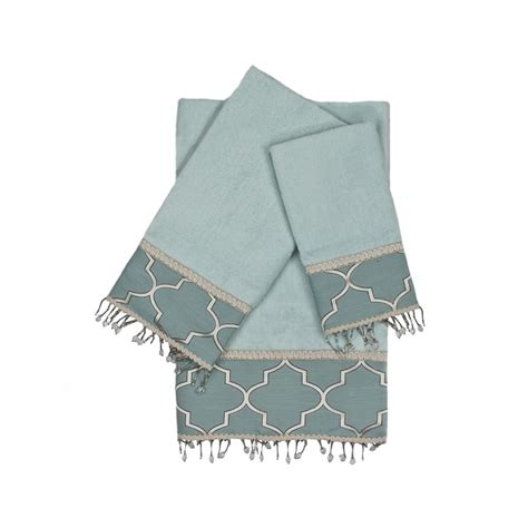 decorative bath towels with tassels towels original embellished bath towels decorative bath