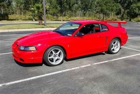 2000 ford mustang exhaust modified 2000 ford mustang cobra r for sale on bat