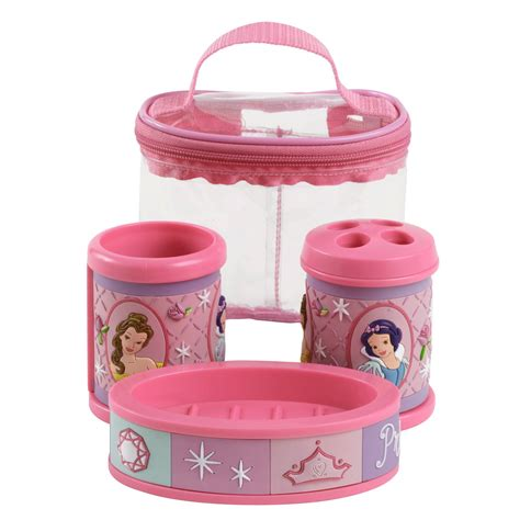 Disney Bathroom Sets by Disney Princess 3pc Bath Set