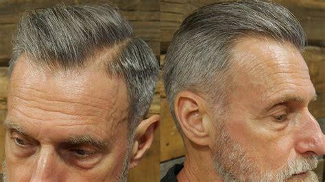 the under cut hair style on older men haircut for older senior men and gentleman undercut