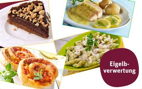 eigelbverwertung kuchen leckere rezepte zur eigelbverwertung tegut