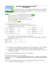 online phet lab projectiles worksheet 1 name