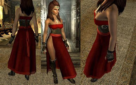 skyrim sexiest mods sexy skyrim armor mods highlighted sushi geisha