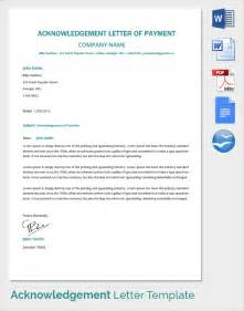 template for acknowledgement letter sle acknowledgement of service form 22
