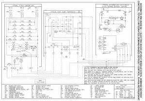 9 best images of heat air handler diagram heat wiring diagram goodman heat