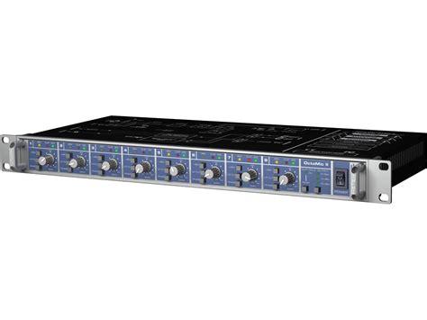 1 Ch Pre Mic rme octamic ii 8 channel mic pre converter converters
