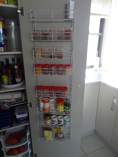 Pantry Door Spice Rack by Coolest Spice Rack Ideas For Your Kitchen Decoration