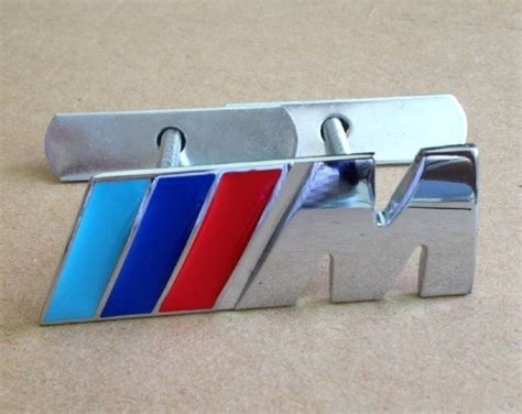 Bmw Germany M Badge M Power M3 Front Grille Grill Car Emblem front grille badge bmw m sport power tec 1 3 4 5 6 series m3 m5 x5 for sale in swords dublin