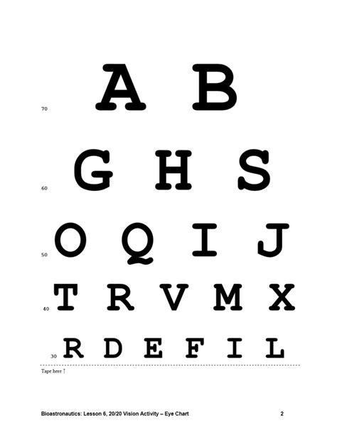eye chart download free snellen chart for eye test eye eye chart