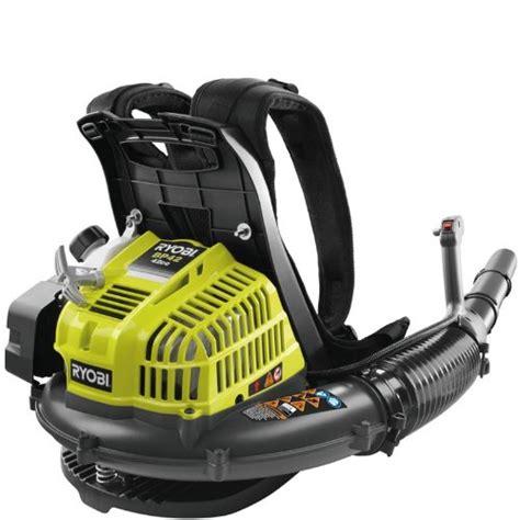 ryobi rblbp cc petrol backpack blower vac review